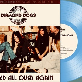 Diamond Dogs - Honked All Over Again (Solid Blue Vinyl)  Lp
