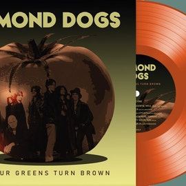 Diamond Dogs - As Your Greens Turn Brown (Tsp RED Vinyl) Lp