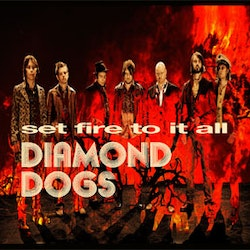 Diamond Dogs - Set Fire To It All Cd