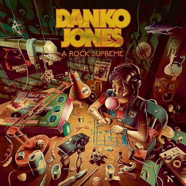 Danko Jones – A Rock Supreme Lp