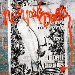 New York Dolls - Dancing Backward in High Heels Cd