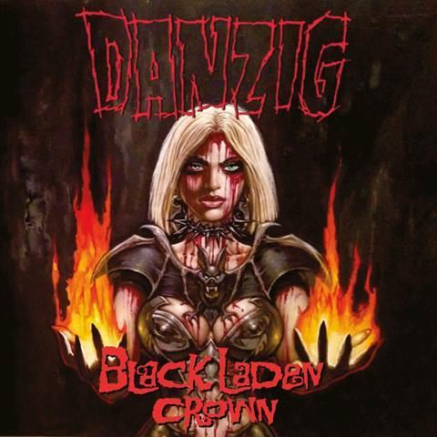 Danzig - Black Laden Crown (Gtf Black Vinyl) Lp