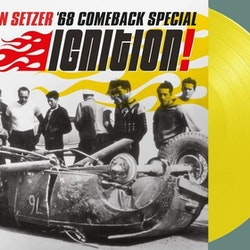 Brian Setzer - Ignition! - LTD  LP