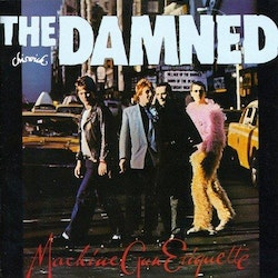 Damned, The - Machine Gun Etiquette Lp