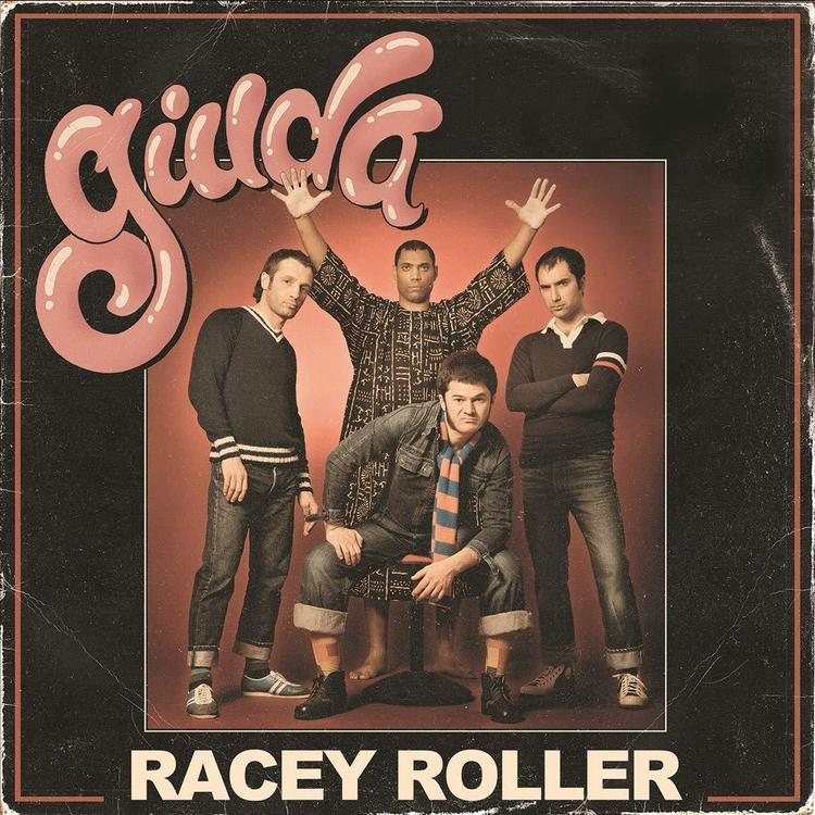 Giuda - Racey Roller Lp