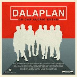 Dalaplan – Du Går Aldrig Ensam Lp