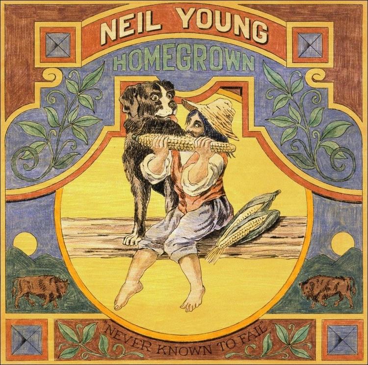 Neil Young - Homegrown Lp