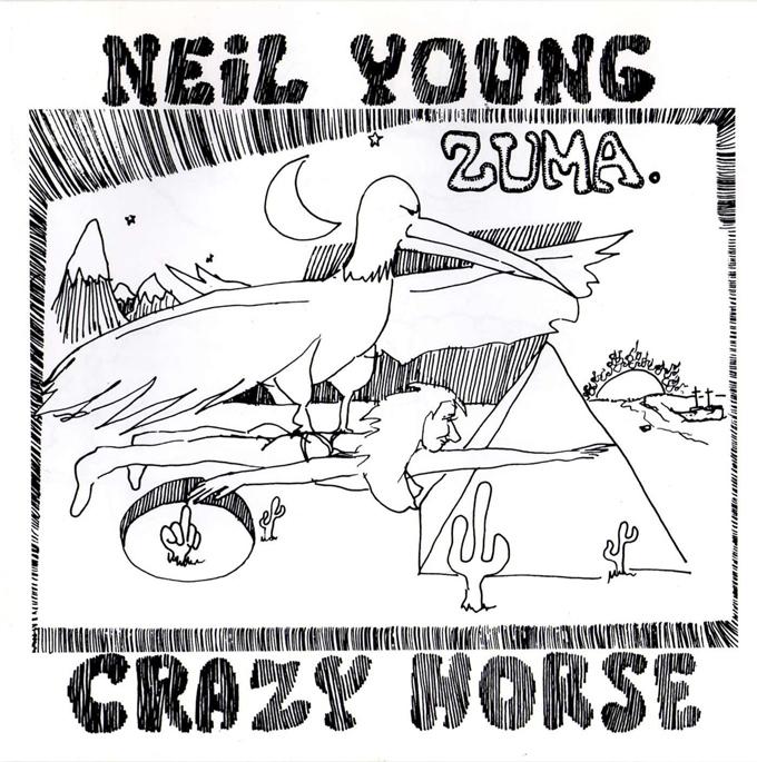 Neil Young - Zuma Lp