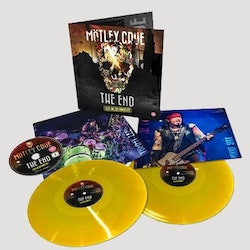 Mötley Crüe - The End: Live In L.A. - LTD (2LP+DVD)