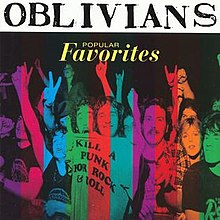 Oblivians - Popular Favorites (LP)
