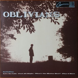 Oblivians - ...Play 9 Songs With Mr. Quintron (LP)