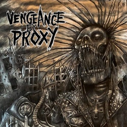 Vengeance by proxy - S/T LP