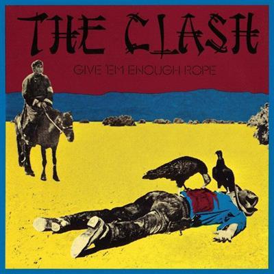 Clash - Give 'Em Enough Rope (LP)