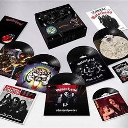Motörhead - Made In 1979 - LTD (7LP + 7'')