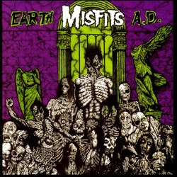 Misfits - Earth A.D LP