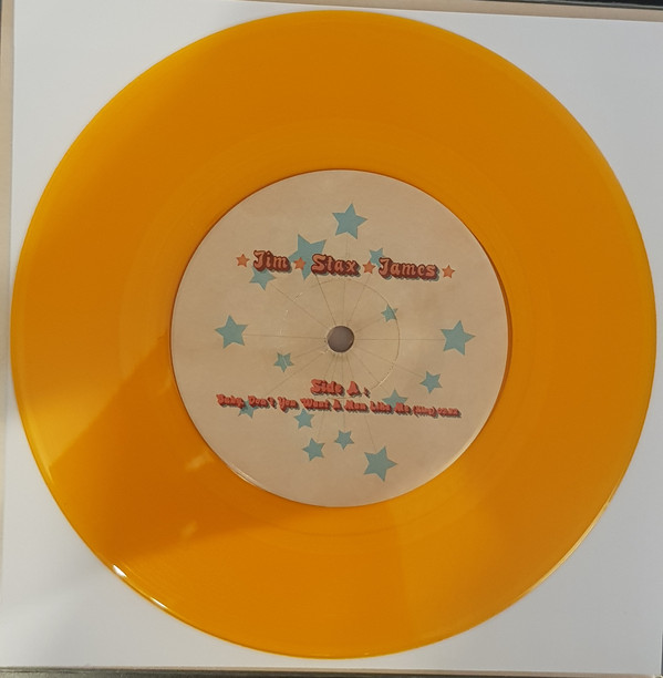 Staxrud All Stars – Baby, Don't You Want A Man Like Me 7''