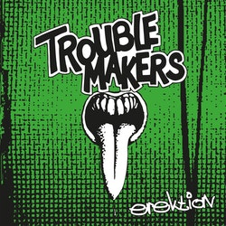 Troublemakers – Erektion (Color Vinyl LP)