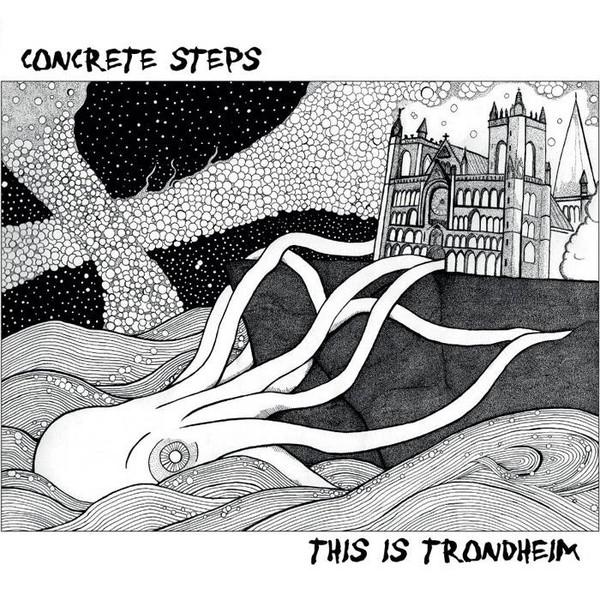 Concrete Steps – This is Trondheim Lp