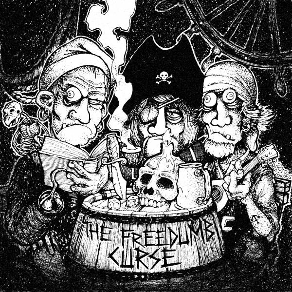 Freedumb – The Freedumb Curse Lp