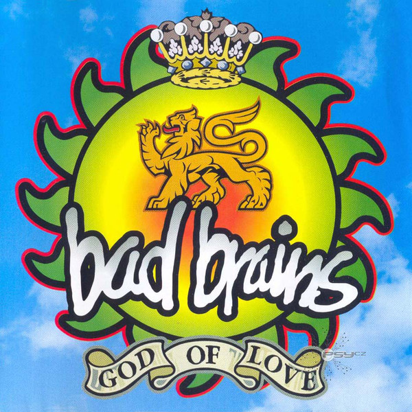 Bad Brains – God Of Love Lp