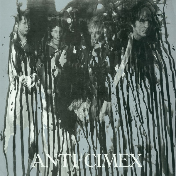 Anti-Cimex – Anti-Cimex LP