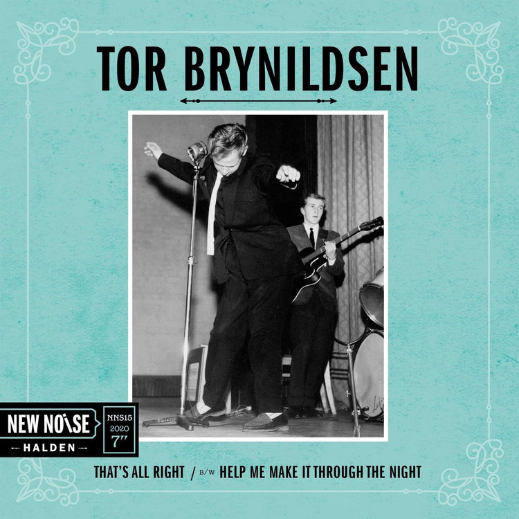 Tor Brynildsen – That's All Right/Help Me Make It Through The Night  7''