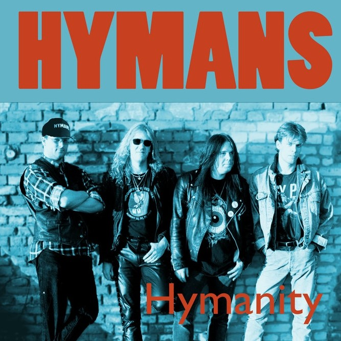 Hymans, The ‎– Hymanity Lp