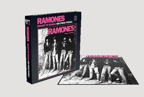 Ramones - Rocket To Russia - Puzzle (PUSLESPILL)