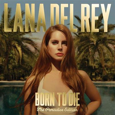 Lana Del Rey - Born to Die - The Paradise Edition 2lp