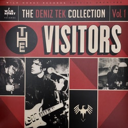 Deniz Tek - Visitors - Collection vol. 1  Lp