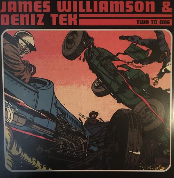 James Williamson & Deniz Tek – Two To One  Lp