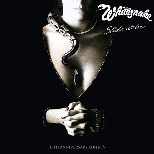 Whitesnake - Slide It In - 35th Anniversary Remaster  2Lp