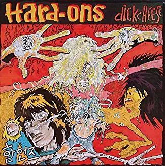 Hard-Ons - Dickcheese Lp
