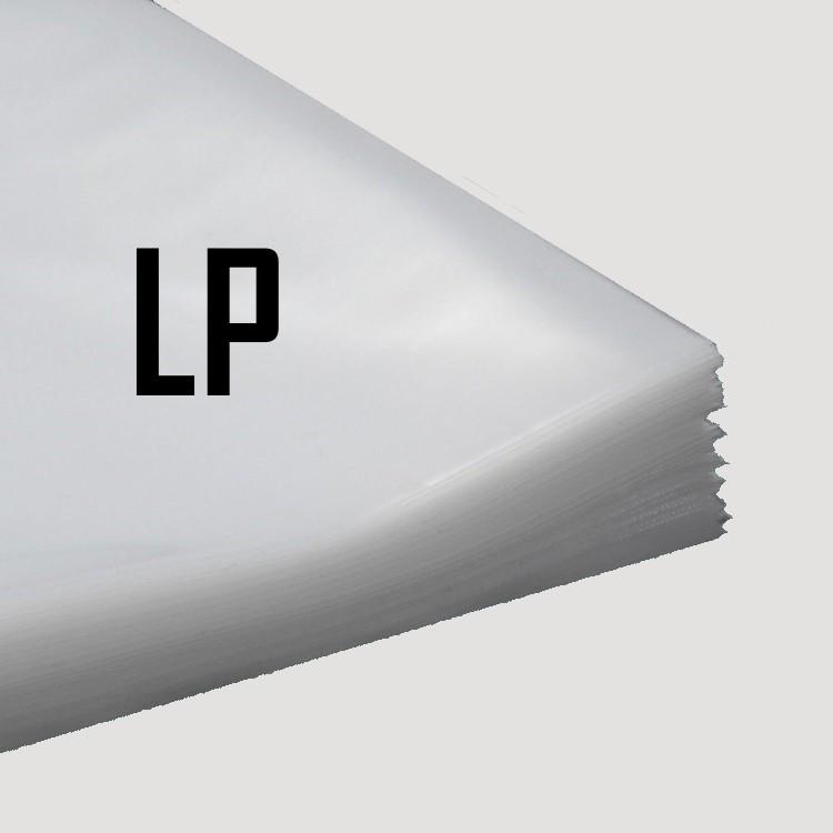 "Plastcover for LP / 12"""