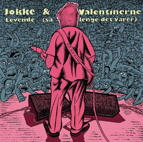 Jokke & Valentinerne - Levende (Så Lenge det Varer) 2LP