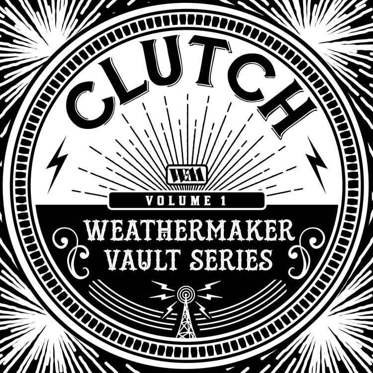 Clutch -Weathermaker Vaults - Lp Limited Edition (VINYL - White)
