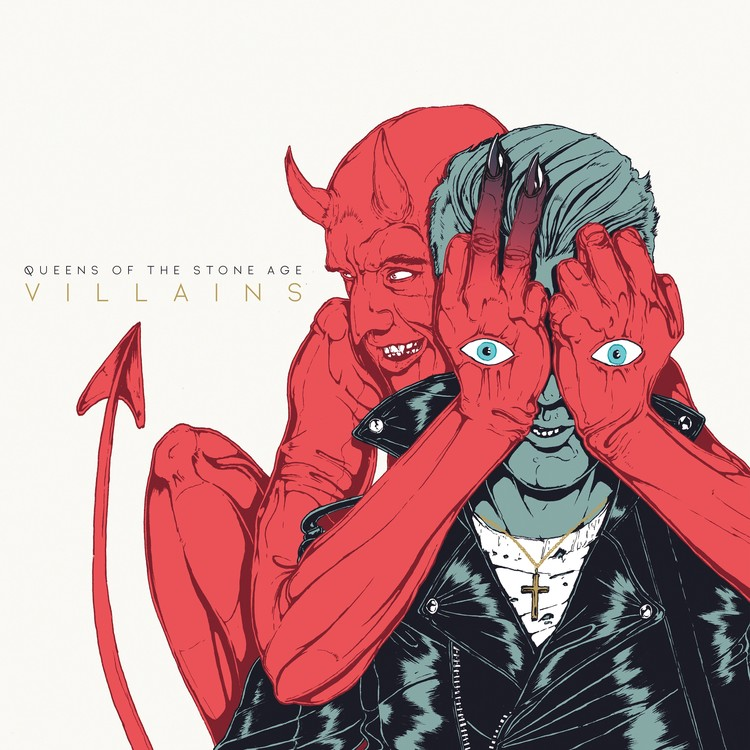 Queens Of The Stone Age - Villains  2Lp