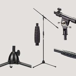 Mikrofon stativ Rsm195bk