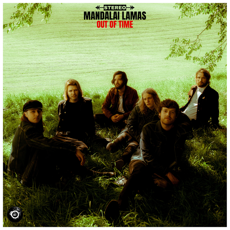 Mandalai Lamas - Out Of Time  Lp