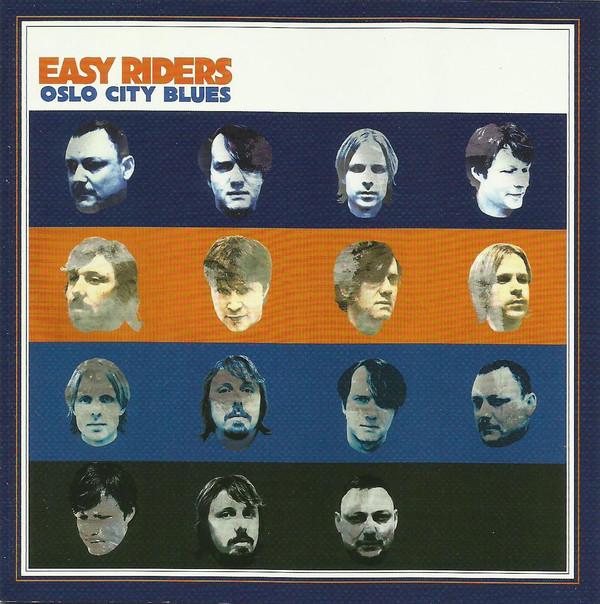 Easy Riders – Oslo City Blues Cd