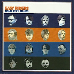 Easy Riders – Oslo City Blues Cd