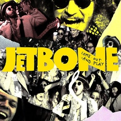 Jetbone – Come Out And Play  Cd