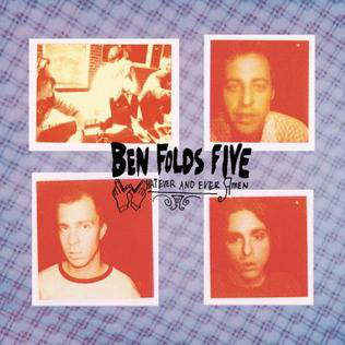 Ben Folds Five – Whatever And Ever Amen Cd