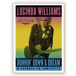 Lucinda Williams - Lu's Jukebox Vol. 1 - Runnin' Down A Dream: A Tribute To Tom Petty 2Lp