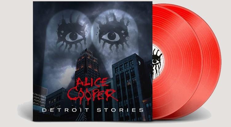 Alice Cooper - Detroit Stories - Limited Edition (VINYL - 2LP - Red)