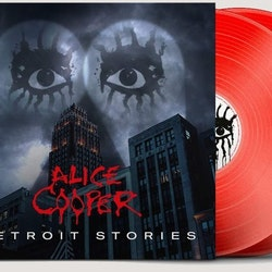 Alice Cooper - Detroit Stories - Limited Edition (VINYL - 2LP - Red)