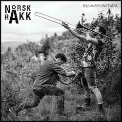 Norsk Råkk - Balansekunstnere  lp