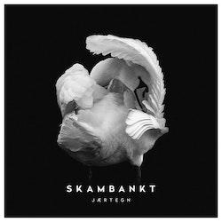 Skambankt - Jærtegn - Limited Edition hvit Lp