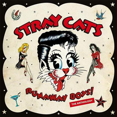 Stray Cats - Runaway Boys - The Anthology (2LP)