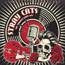 Stray Cats - Best of Toronto strut lp